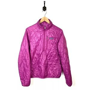 Patagonia Medium Nano Puff Pullover Jacket 84025